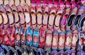 Rajasthani Hand Made Shoes