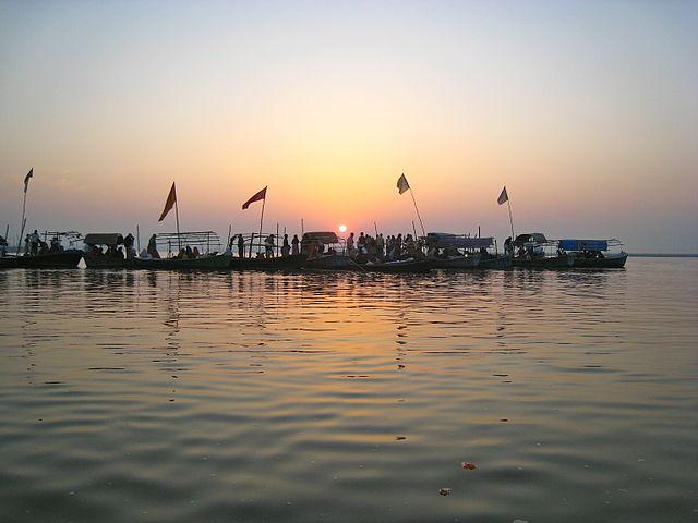 Sangam Allahabad