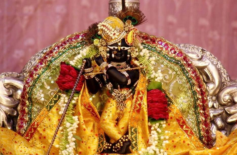Sri Radha Raman Mandir temple Vrindavan