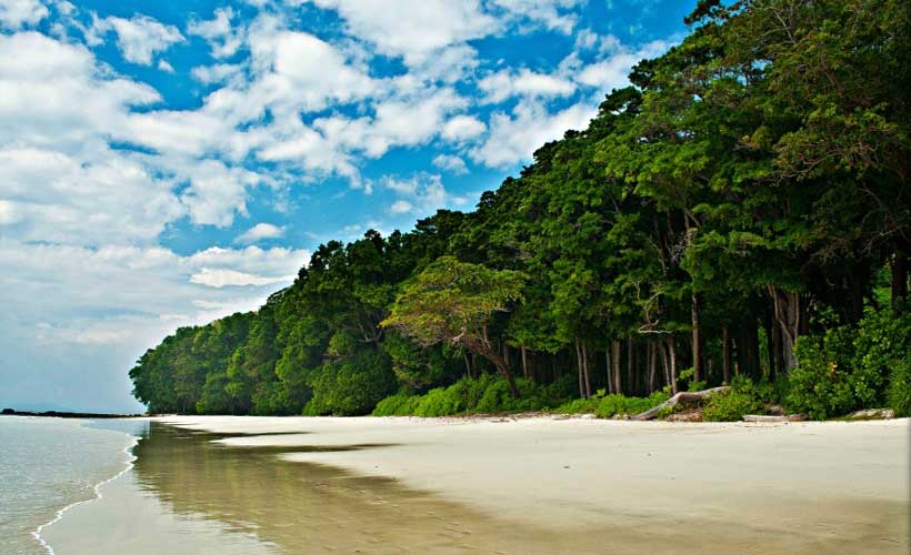 The Radha Nagar Beach Havelock Island