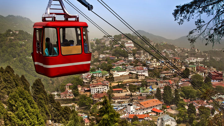 mussoorie sightseeing