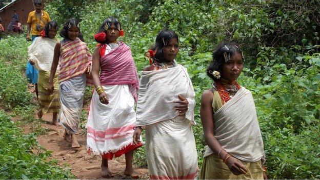 Dongria Kondh village