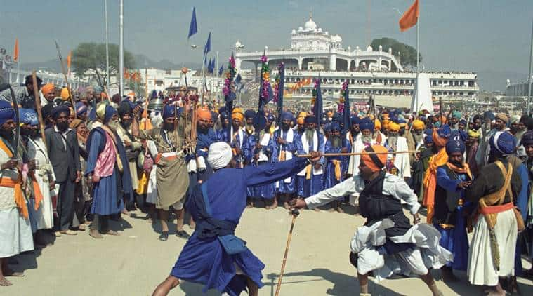 Hola Mohalla Sikh Festival