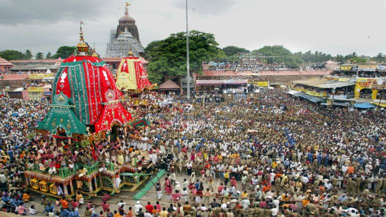 Jagannath Rath Yatra Odisha