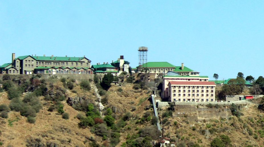 Kasauli Central analysis Institute