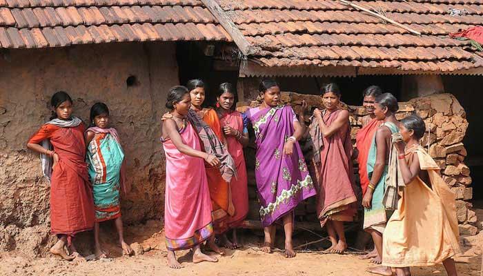 Kutia Kondh village