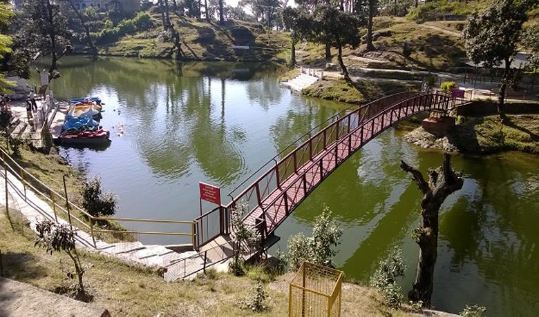 Lansdowne Bhulla lake