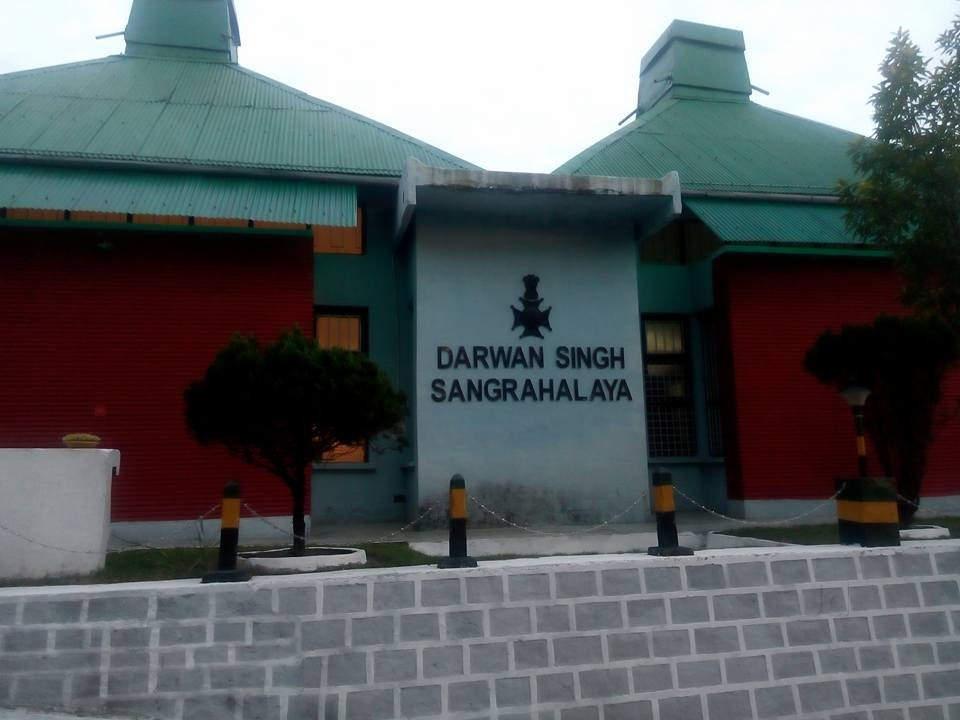 Lansdowne Darwan Singh Regimental Museum