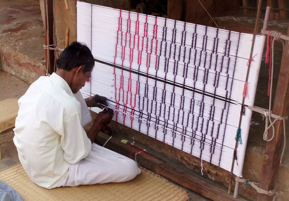 Nuapatna weavers
