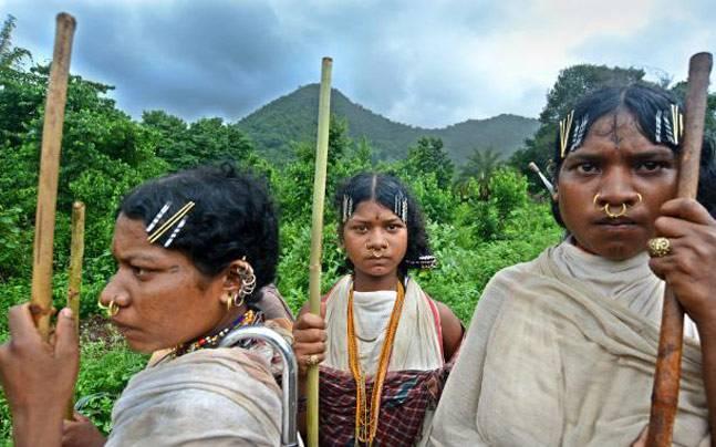 Odisha Tribals