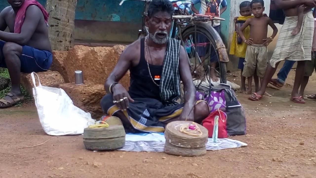 Padmakesarpur snake charmers