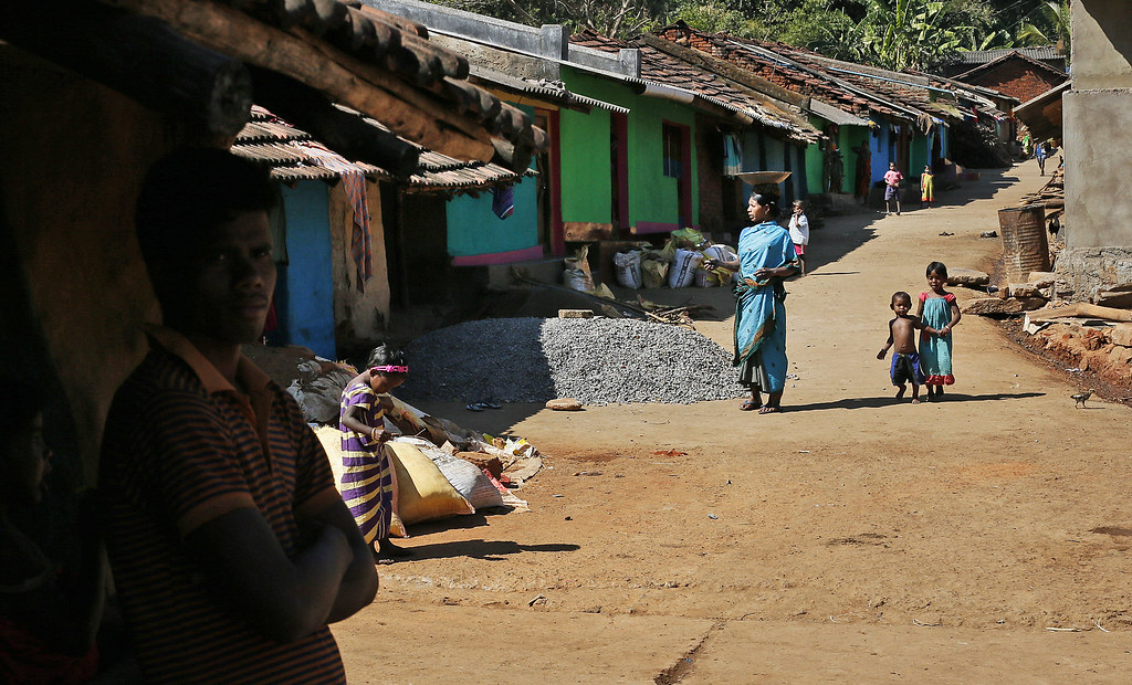 Paraja village