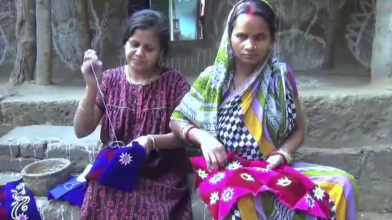 Pipli Applique work odisha