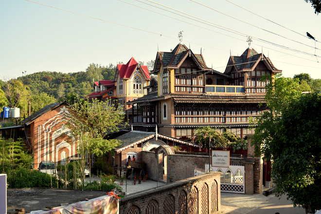 Pragpur Village Himachal Pradesh