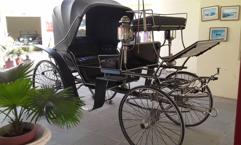 Vintage Car Museum Udaipur