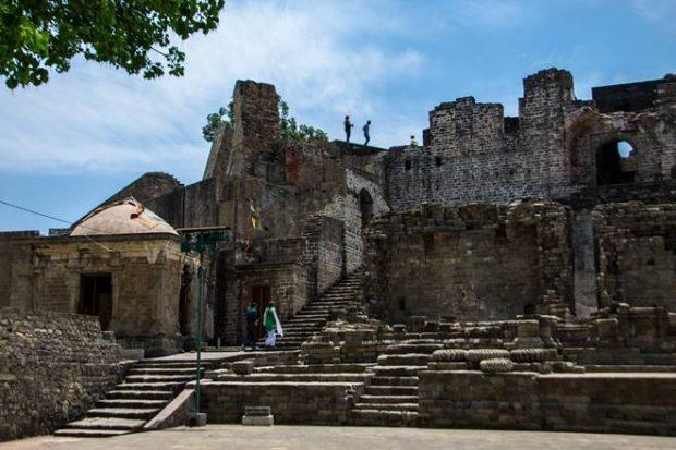 kangra fort himachal pradesh