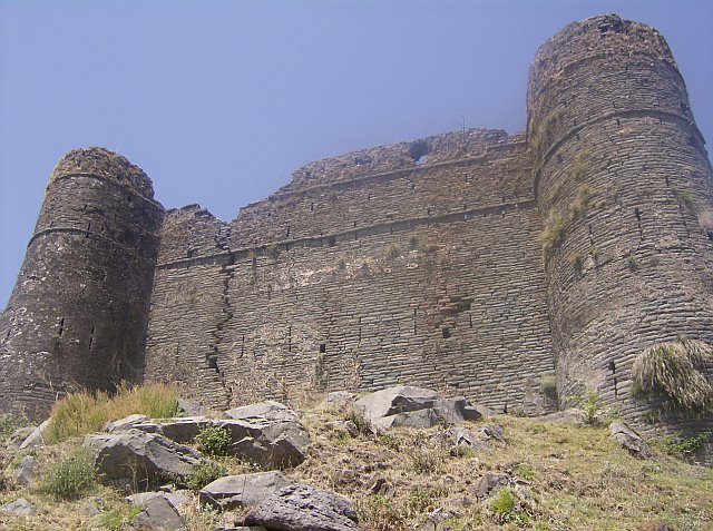 kasauli Gurkha fort