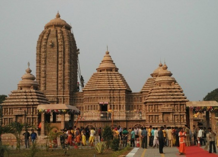 odisha jagannath temple