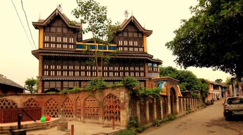 pragpur village Himachal