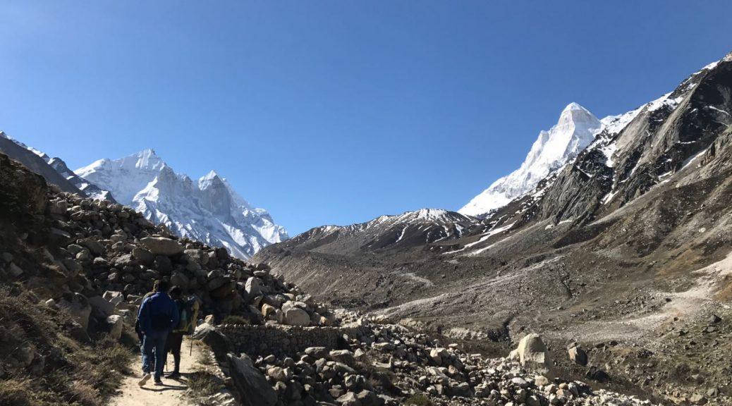 Gangotri Trek