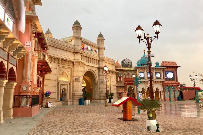 Bollywood theme park Dubai