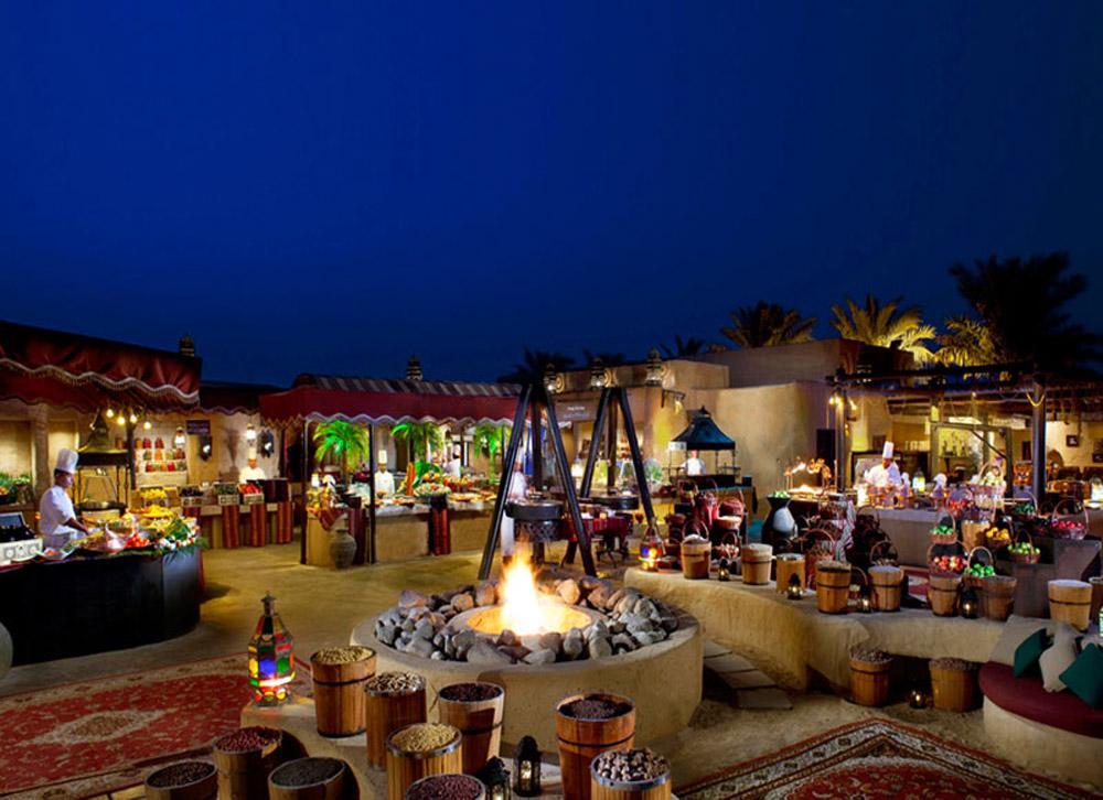 Dubai Desert Dinner