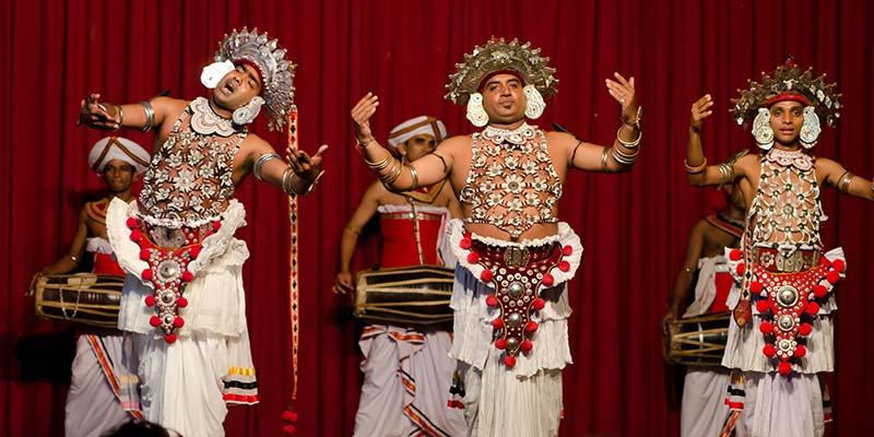 Kandyan Dancers Kandy
