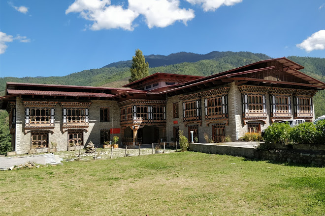 National Library Bhutan