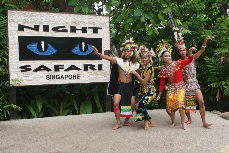 Singapore Thumbuakar Tribal Performance