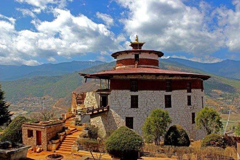 Ta Dzong Bhutan