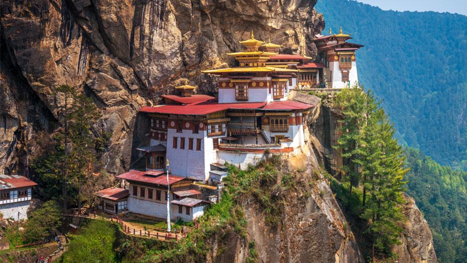 Taktsang Lhakhang Bhutan