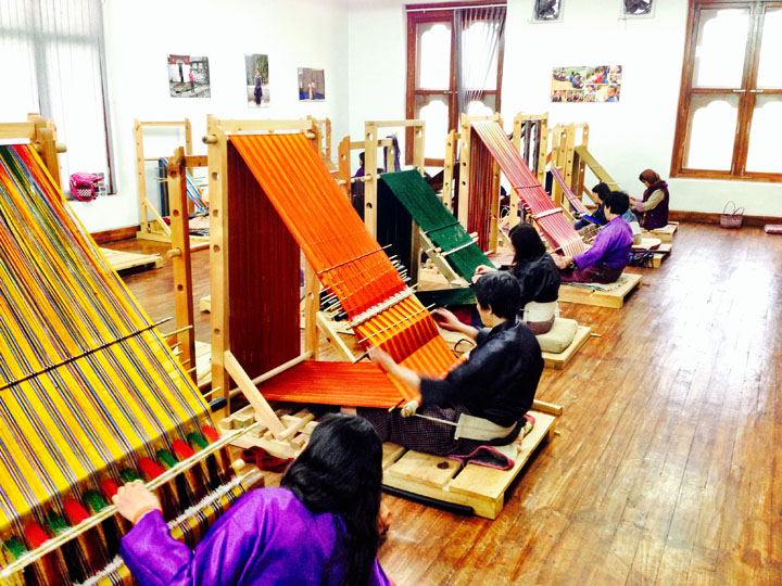 Textile Museum Bhutan