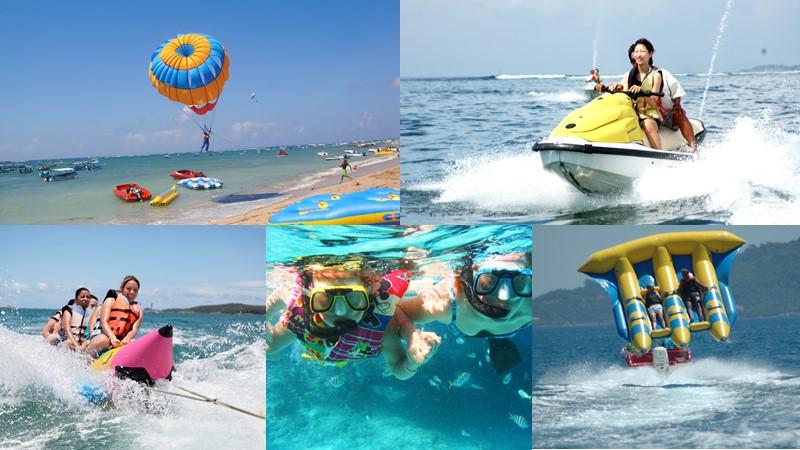 Benoa Water Sport Centre at Nusa Dua